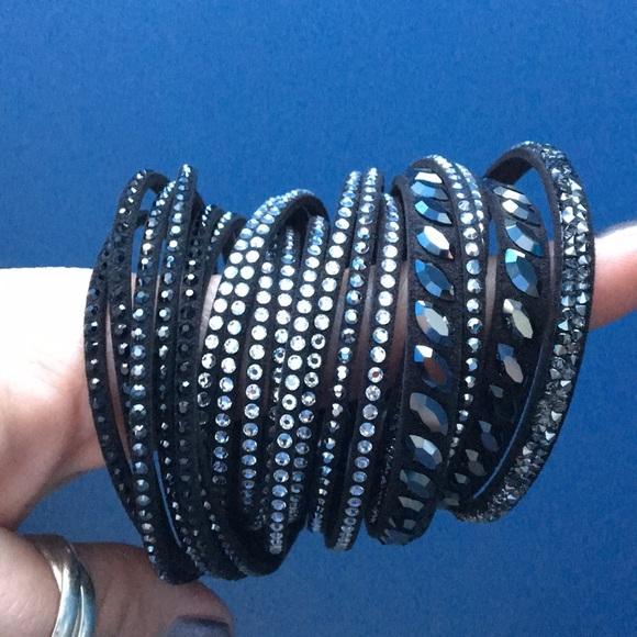 Swarovski Jewelry - 2 Swarovski bracelets